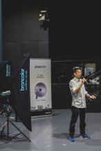 Eujin Goh of Broncolor Singapore